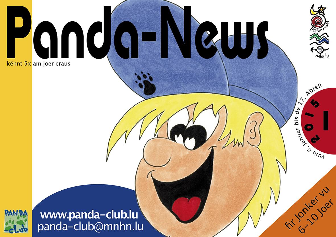 Panda News 1/2015