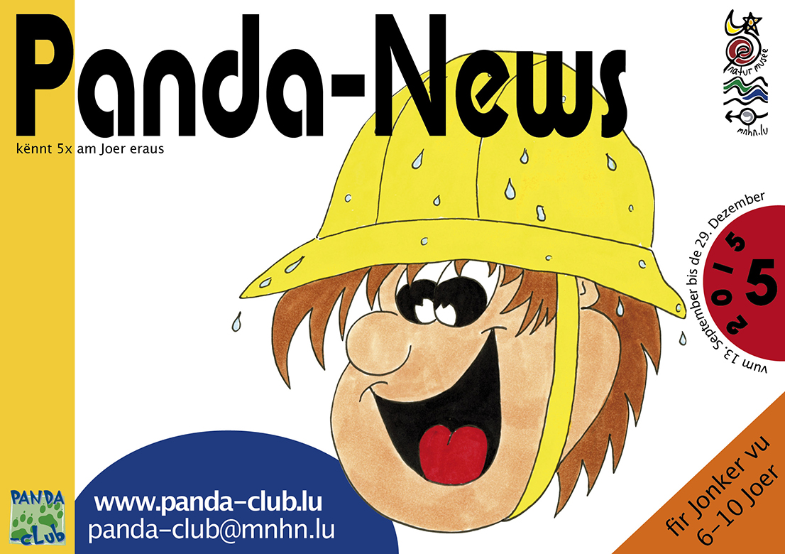 Panda-News 5/2015